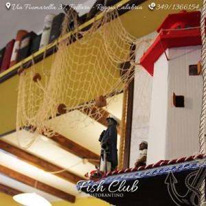 Ristorantino Fish Club Pellaro