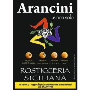 Arancini Siciliani Reggio di Calabria