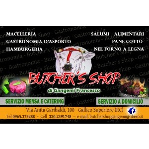 Butcher's Shop Gallico