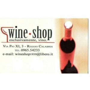 Wine Shop Reggio di Calabria