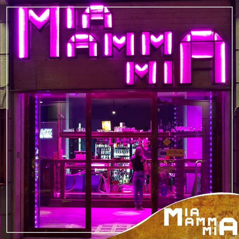Mia Mamma Mia si tinge di rosa!