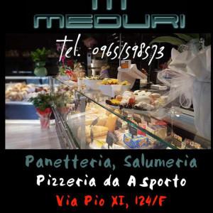 Alimentari Meduri - Panini Pizze e Rustici Reggio di Calabria