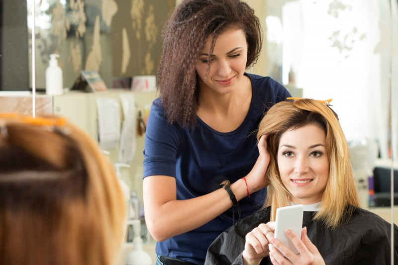 Shampoo, piega e trattamento