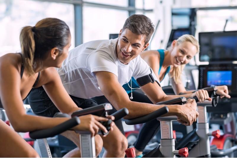 Corso di spinning + sala pesi valido un mese