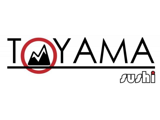 Toyama sushi con 40 euro di ordine due bibite gratis
