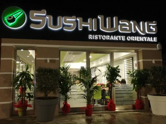 Sushi Wang (SCONTO DEL 5% SU TUTTO IL MENU') Reggio di Calabria
